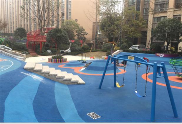成都儿童公园游乐设施