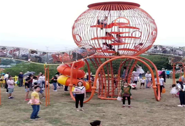 成都儿童主题乐园游乐设施