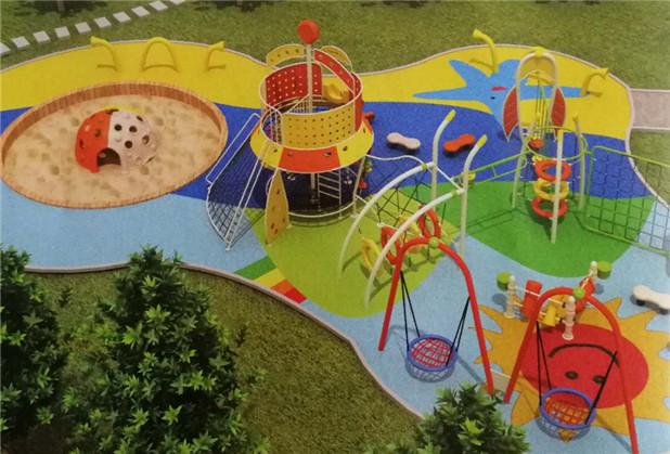 成都儿童主题乐园游乐设备