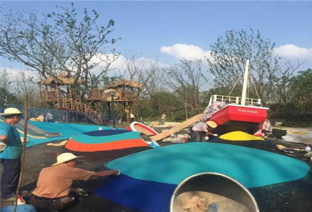 成都儿童公园大型游乐设施