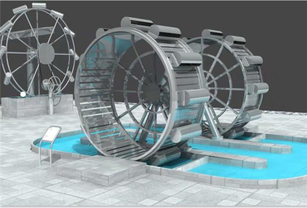 四川戏水游乐设备