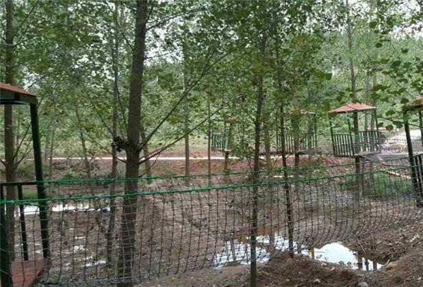 四川丛林穿越项目设施