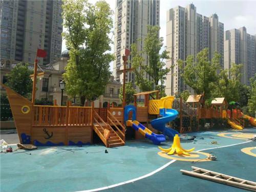儿童组合游乐设施