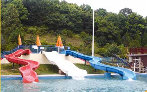 成都水上滑梯游乐设备