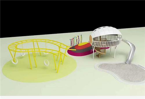 儿童组合游乐设备