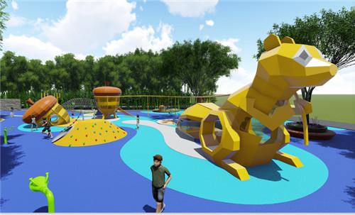 永安湖松鼠儿童主题乐园