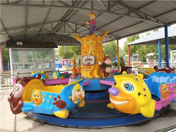 你必须了解的儿童游乐设施安全标准以及应急措施
