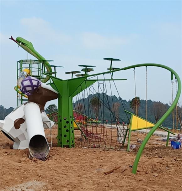 儿童游乐设施施工图