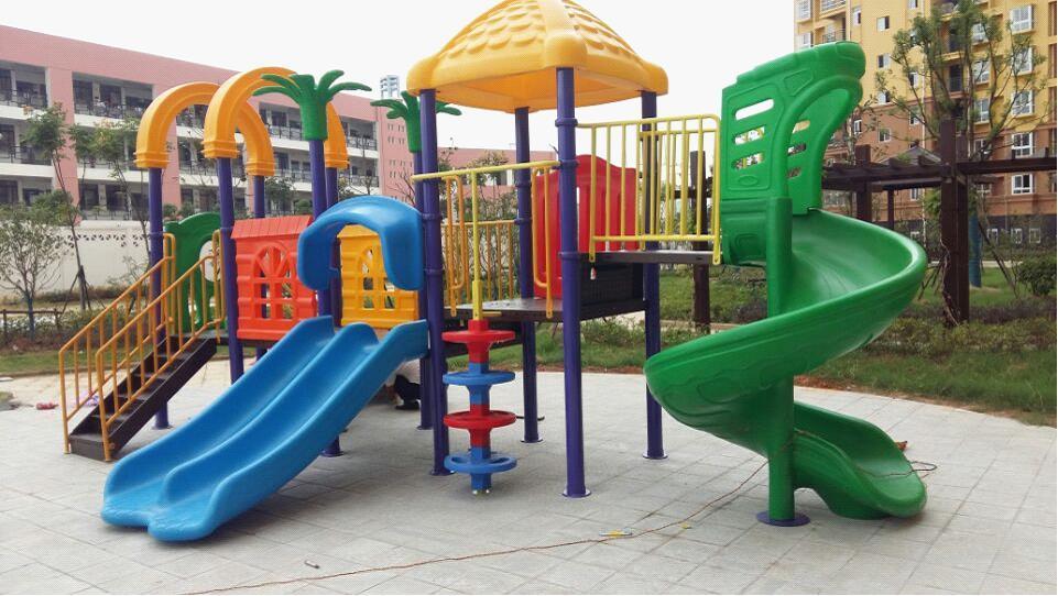 国内亲子乐园常见设施,必须有这些,你知道哪些呢?