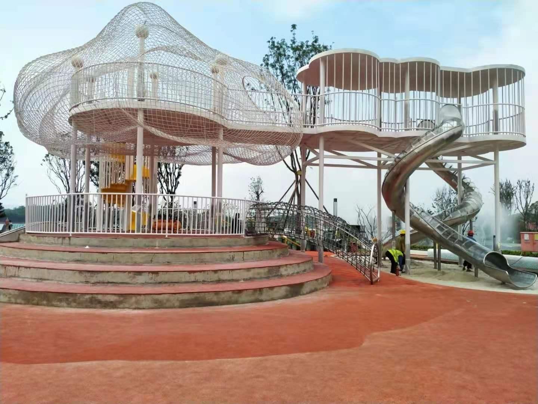 儿童游乐场有哪些项目?无动力成都儿童游乐设施领衔当下