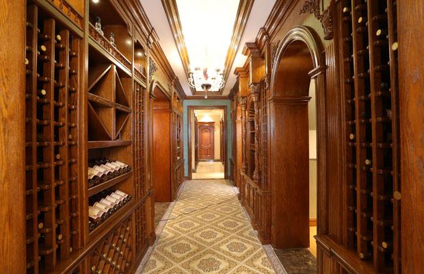 成都实木酒柜酒窖