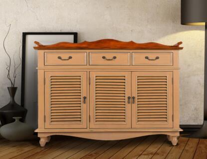成都实木柜体之鞋柜改如何设计?