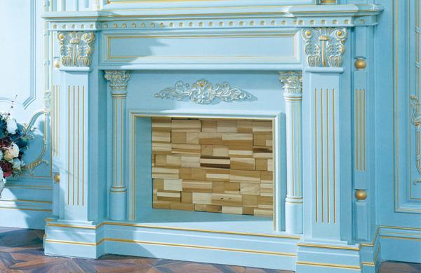 成都实木护墙板