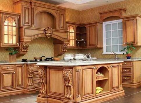 成都实木柜体之橱柜制作工艺?