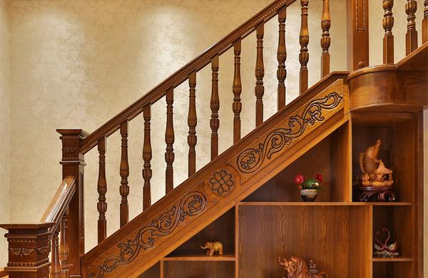 成都实木楼梯销售