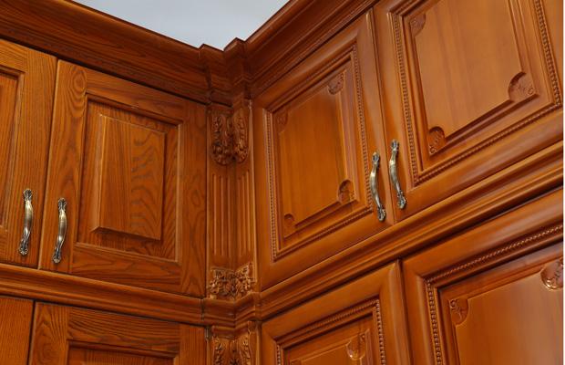 成都实木柜体定制