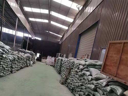 成都硅pu球场材料生产厂家厂区面貌