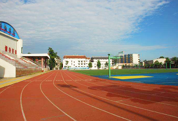学校体育场材料