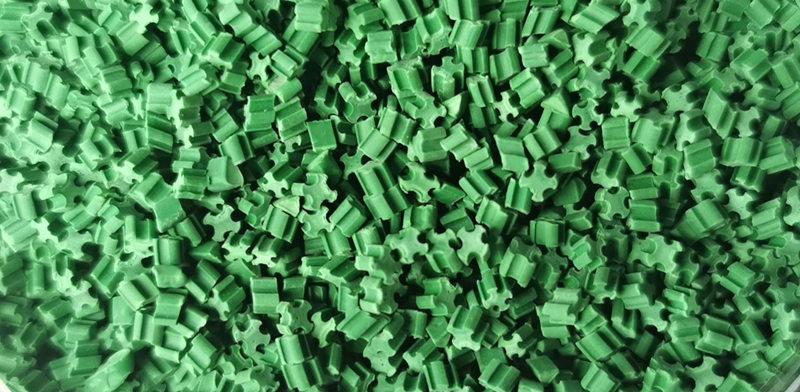 成都人造草坪TPE颗粒