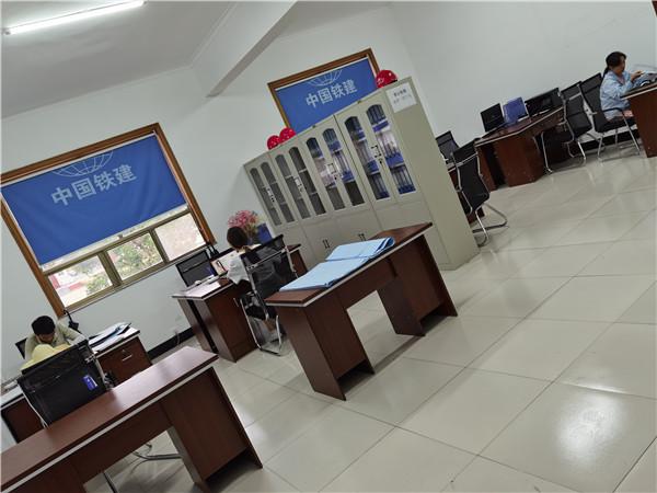中铁十二局集团-台儿庄城镇规划项目