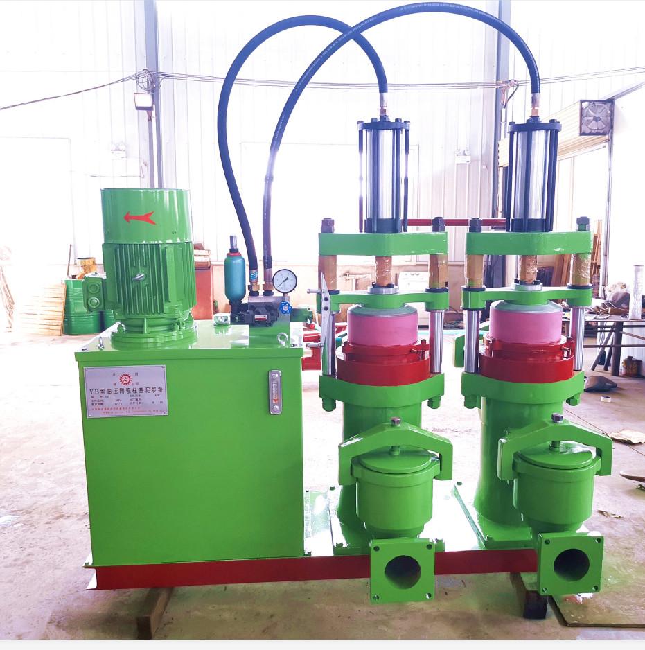 你知道砂浆泵和陶瓷柱塞泵都有哪些区别?