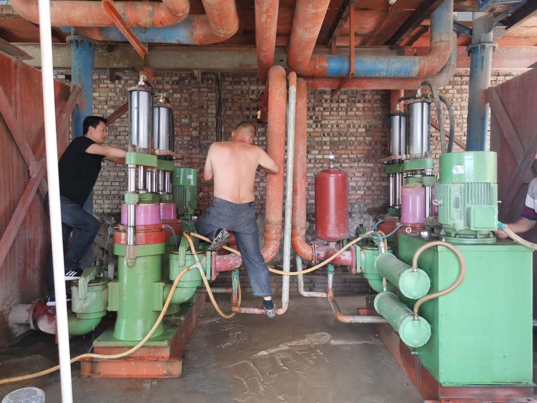 yb型油压陶瓷柱塞泥浆泵