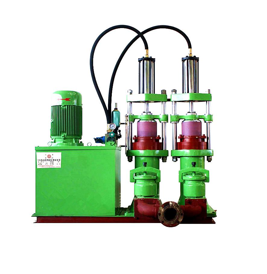 压滤机专用泵设计特点