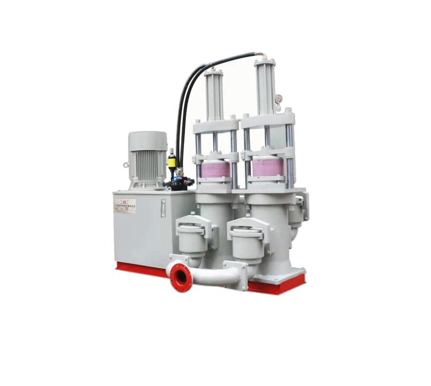 压滤机专用入料泵的安装及使用注意事项