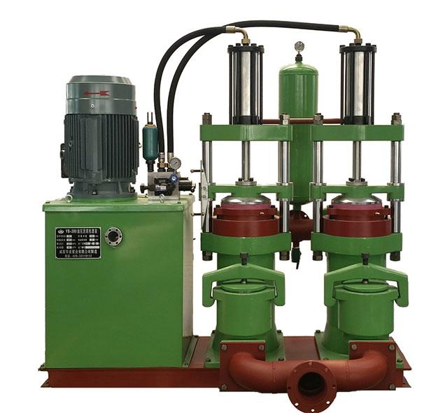 咸陽陶瓷柱塞泥漿泵的工作原理說明