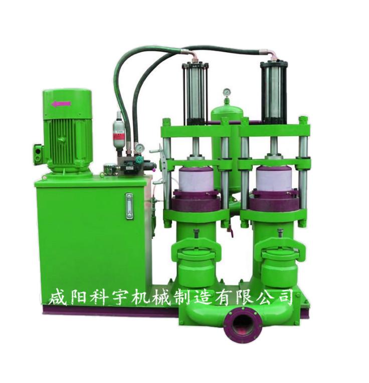 咸陽科宇YB系列陶瓷柱塞泵規格選型