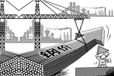 钢材价格上涨