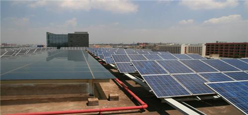 河南屋顶光伏发电系统