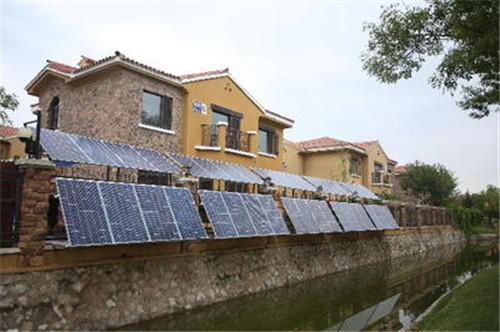 郑州光伏发电系统