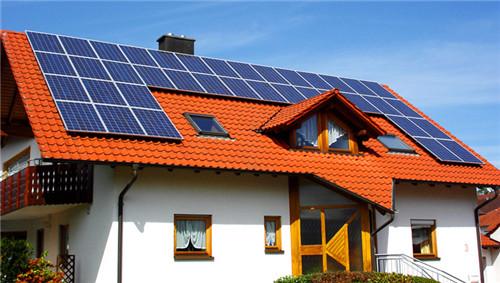 河南屋顶光伏发电设计