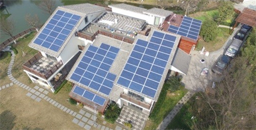 河南屋顶光伏发电方案