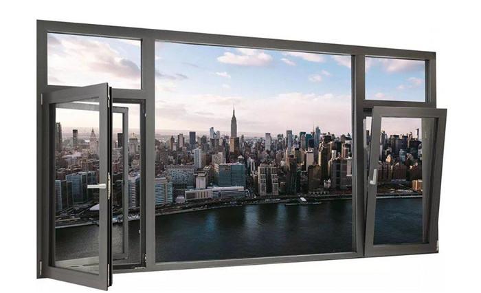 固中财铝业讲解系统窗跟断桥铝的区别有什么?