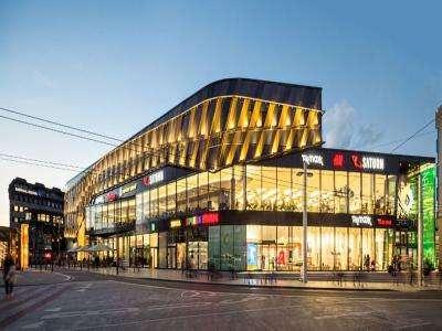 索羅根花園購物中心