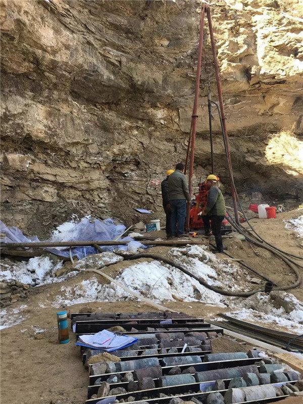 新建高速铁路西安至延安线定测勘察工程