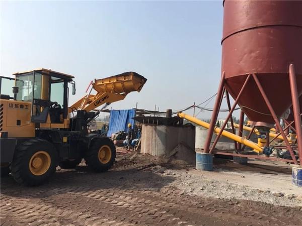 内蒙古乌兰集团石圪台煤矿深井阻灭火注浆工程