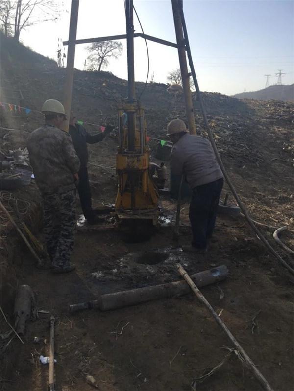 新建城际铁路西安至韩城线定测勘察工程