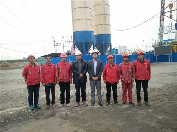 河北东庞煤矿北井9400采区下山奥灰含水层区域注浆改造项目