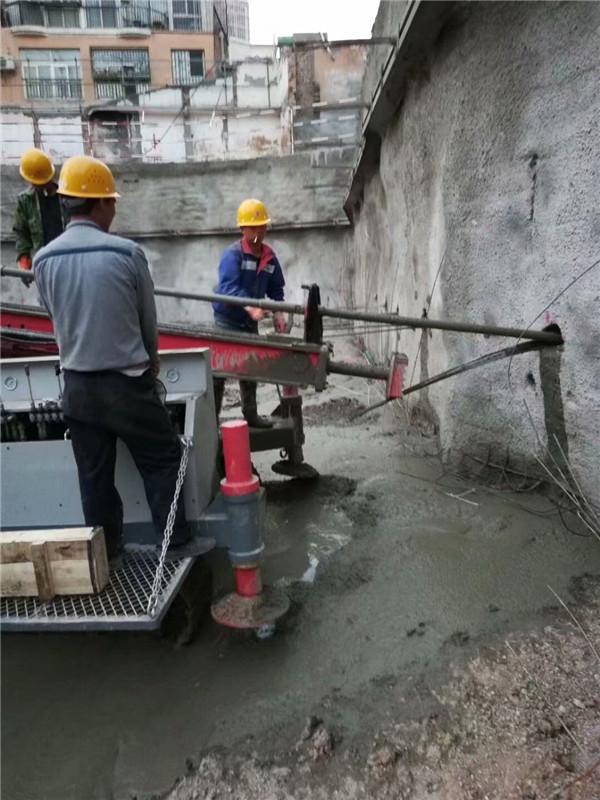 兰州市城关区时代广场基坑支护封水旋喷桩改造项目