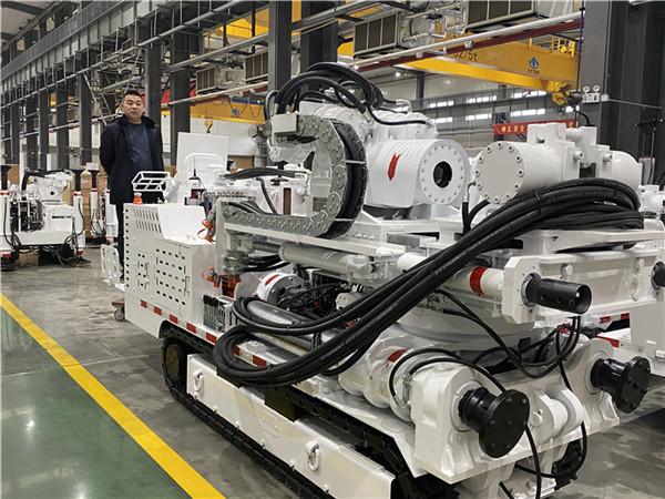 矿井水害治理工程施工使用的机械