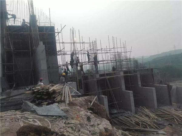 陕西高边坡治理工程