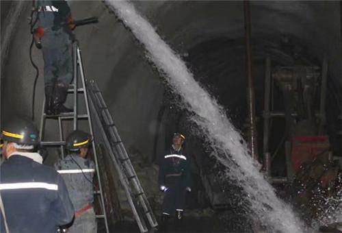 煤矿采掘工作面探放水安全措施