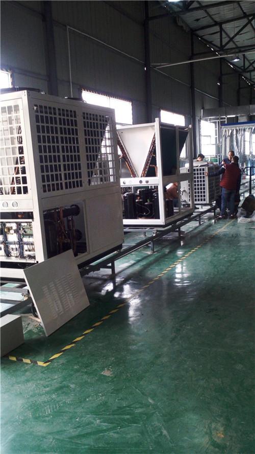 箱式机组生产线