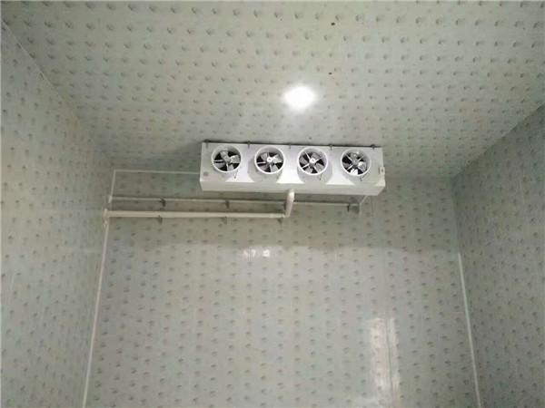 陕西冷库设备螺杆压缩机机体高温处理的方法!