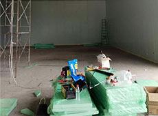 柞水蔬菜保鲜库
