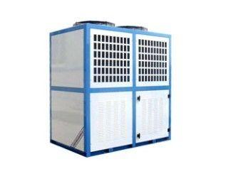 冷库风冷冷凝器和水冷冷凝器区别及优缺点比较