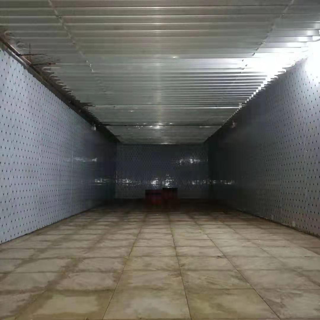 三原铝排冷冻库